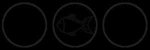 Lyst kød, Fisk og Skaldyr